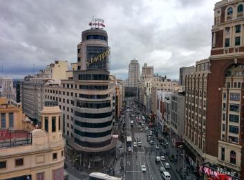 Madrid Photography - Gran Vía fotos