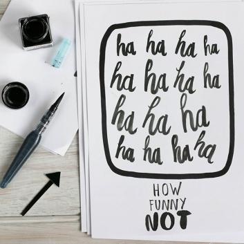 lettering example - villaraco