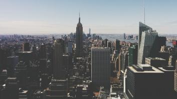 New York Photography - Manhattan Buildings