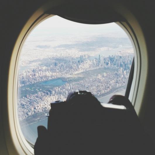 New York Photography - Aerial manhattan