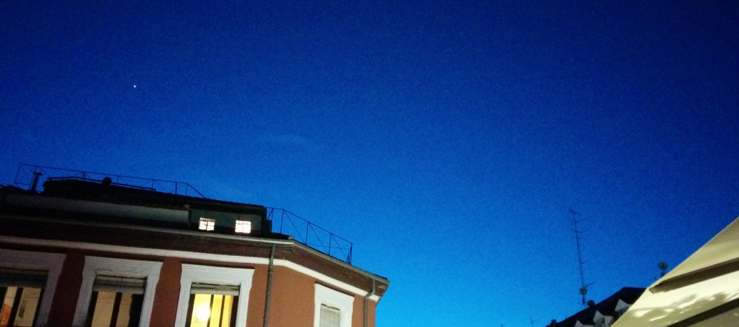Madrid Photography - tejados chueca