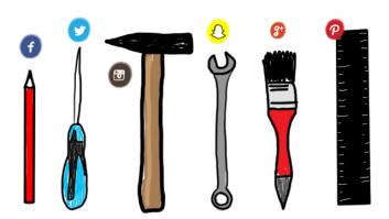 Social Media Tools for your daily life - villaraco